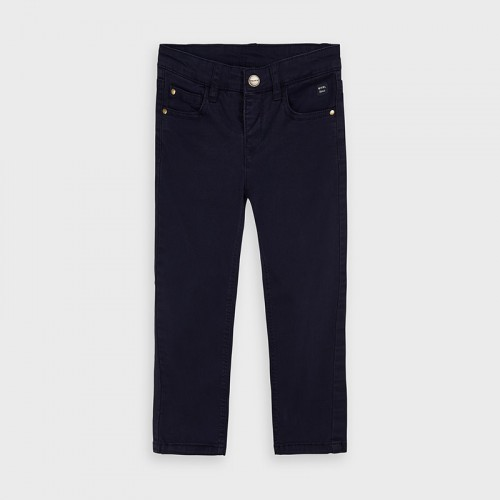 Pantaloni bleumarin regular fit baiat MAYORAL 41 mybg08v